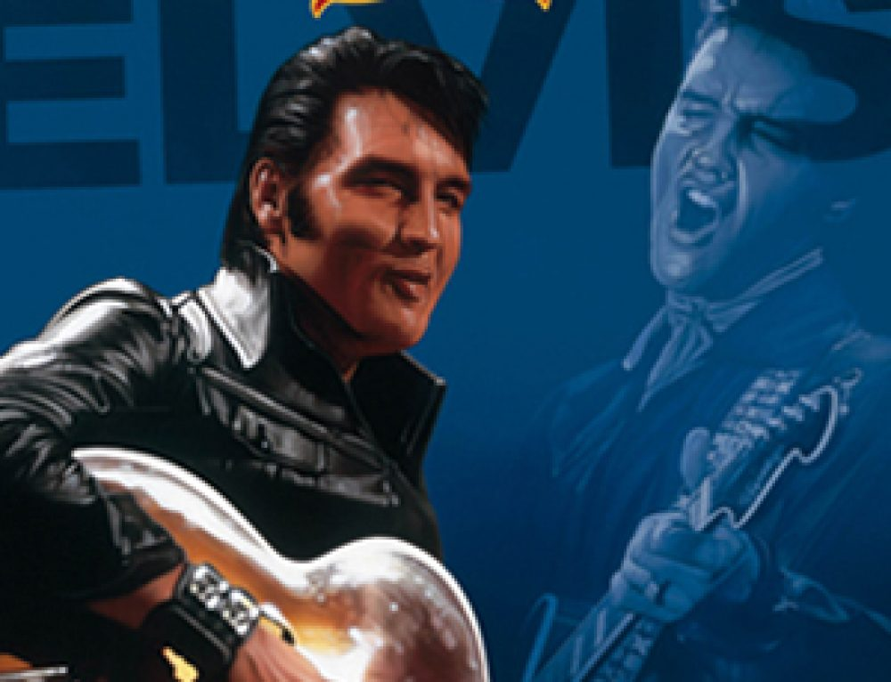 Elvis – The King of Rock N Roll