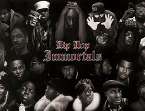 Hip Hop Immortals