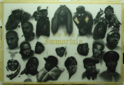 Hip Hop Immortals In Progress