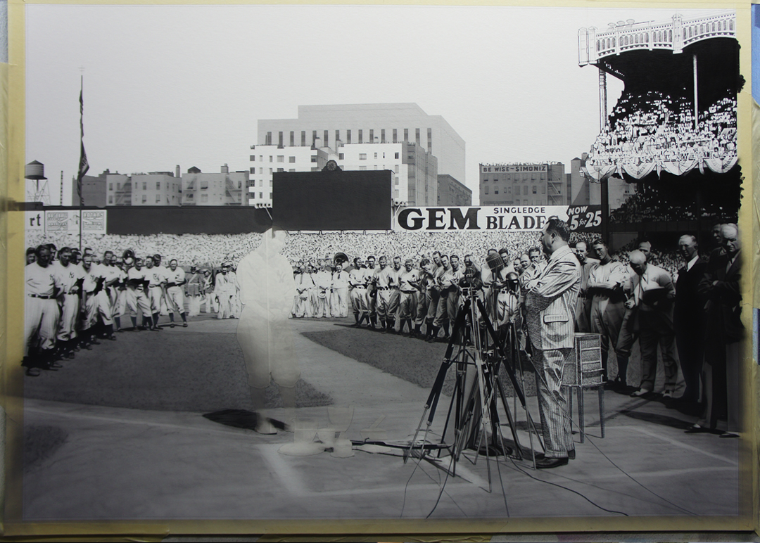 Lou Gehrig in Progress