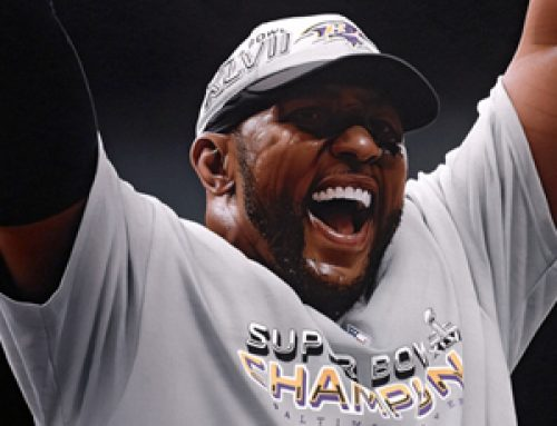 Ray Lewis 2013