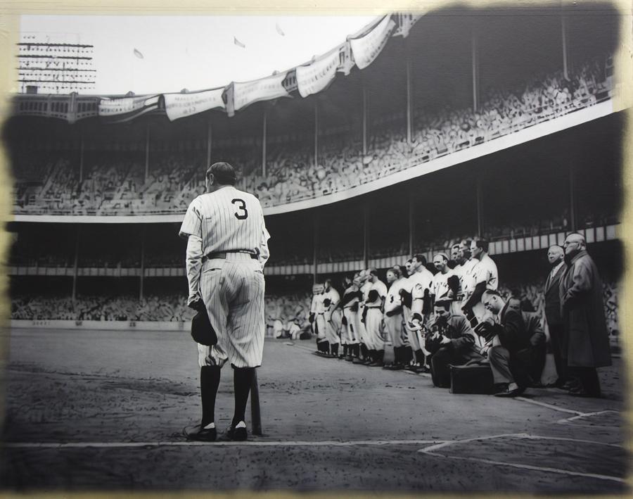Babe Ruth in Progress