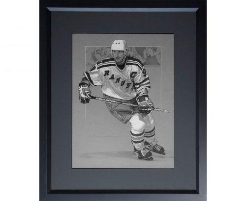 Wayne Gretzky Drawing