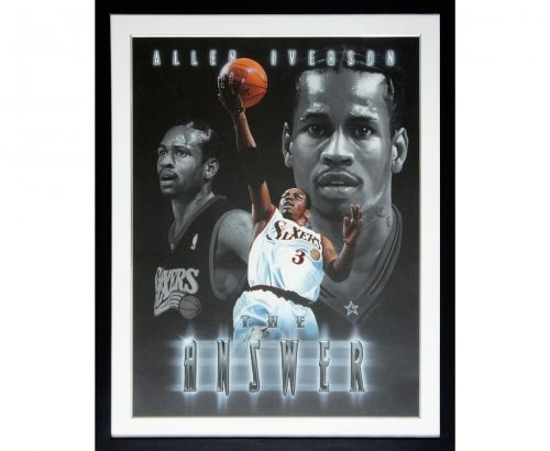 Allen Iverson The Answer Painting