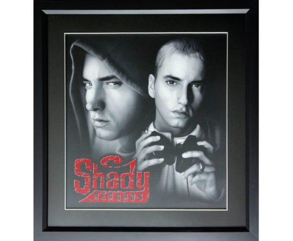 Eminem Painting