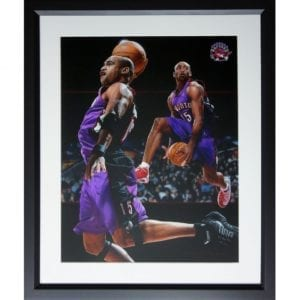 Vince Carter Painting