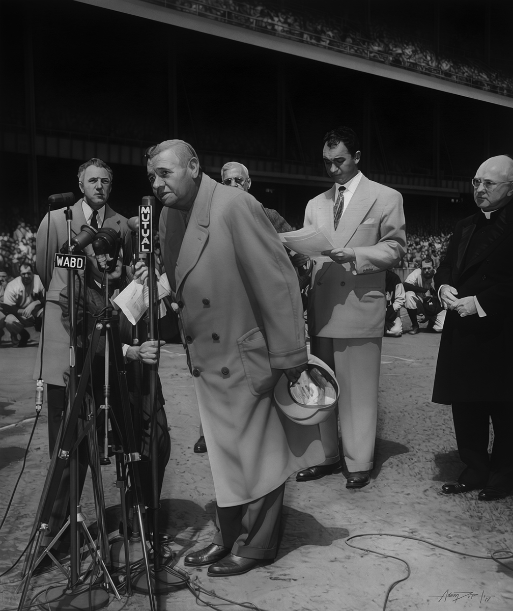 Babe Ruth Day 1947