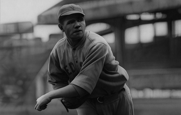 Babe Ruth Boston