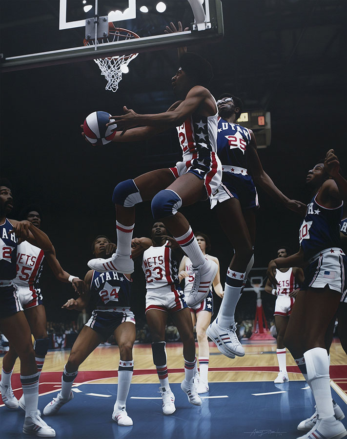 Dr J. Painting